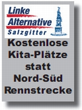 Wahlplakat 2006 - Links wirkt!
